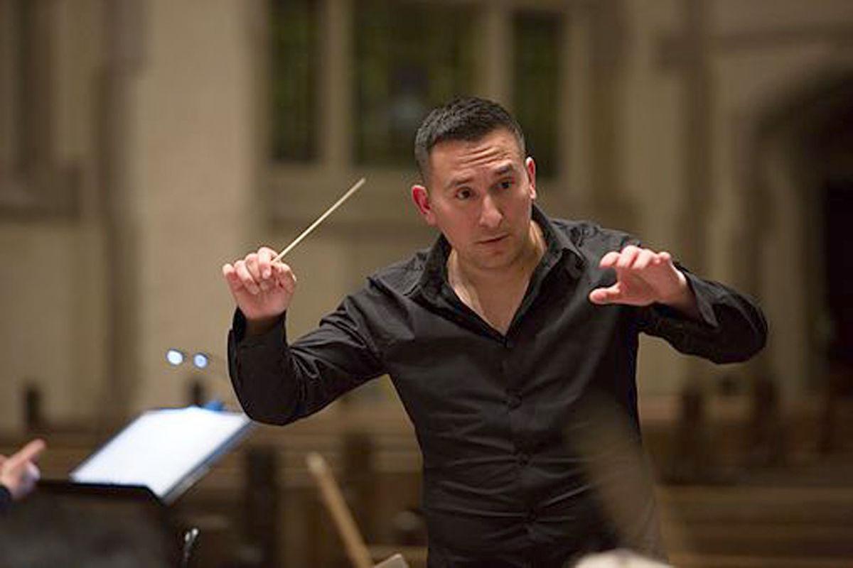 Maestro Rolando Salazar