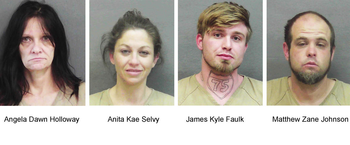 Four arrested in connection with Calhoun home invasion