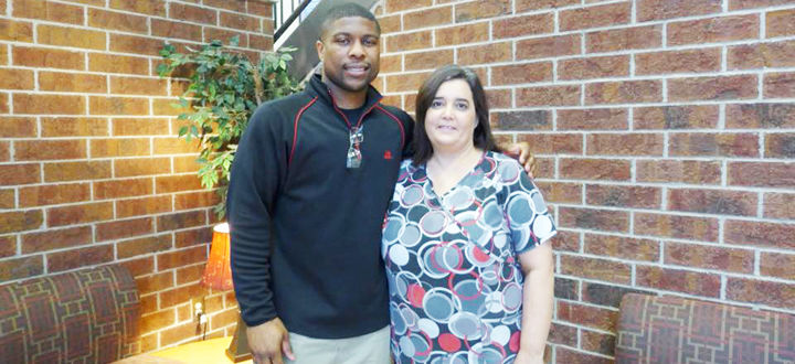 RBMS names Teacher and Staff of Month