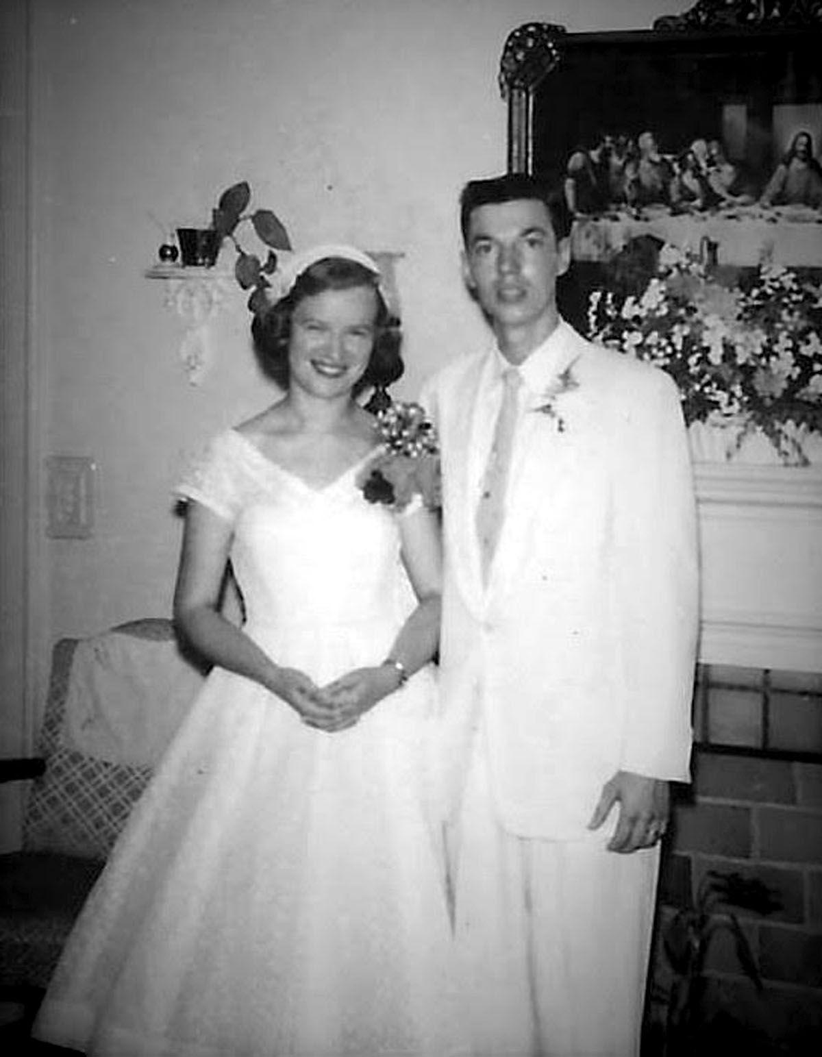Harold and Sheila Bates