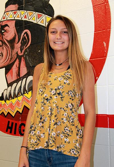 The 2018-2019 Catoosa County Girls' Athlete of the Year