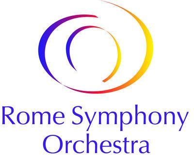 Rome Symphony Orchestra logo