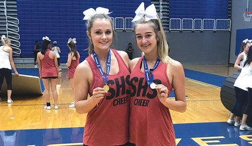 Sonoraville's Rule and Logan at UCA Camp