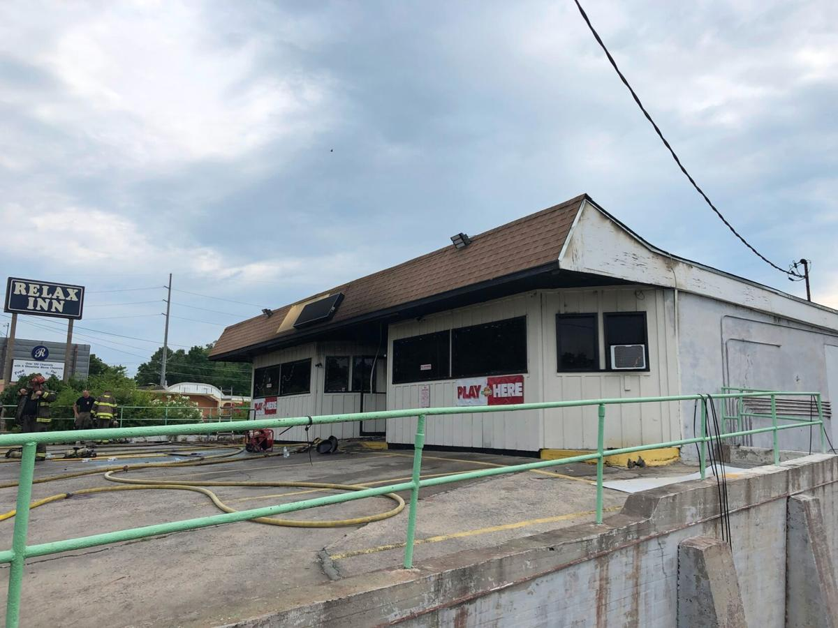 Police investigating cause of fire at Martha Berry Food Mart