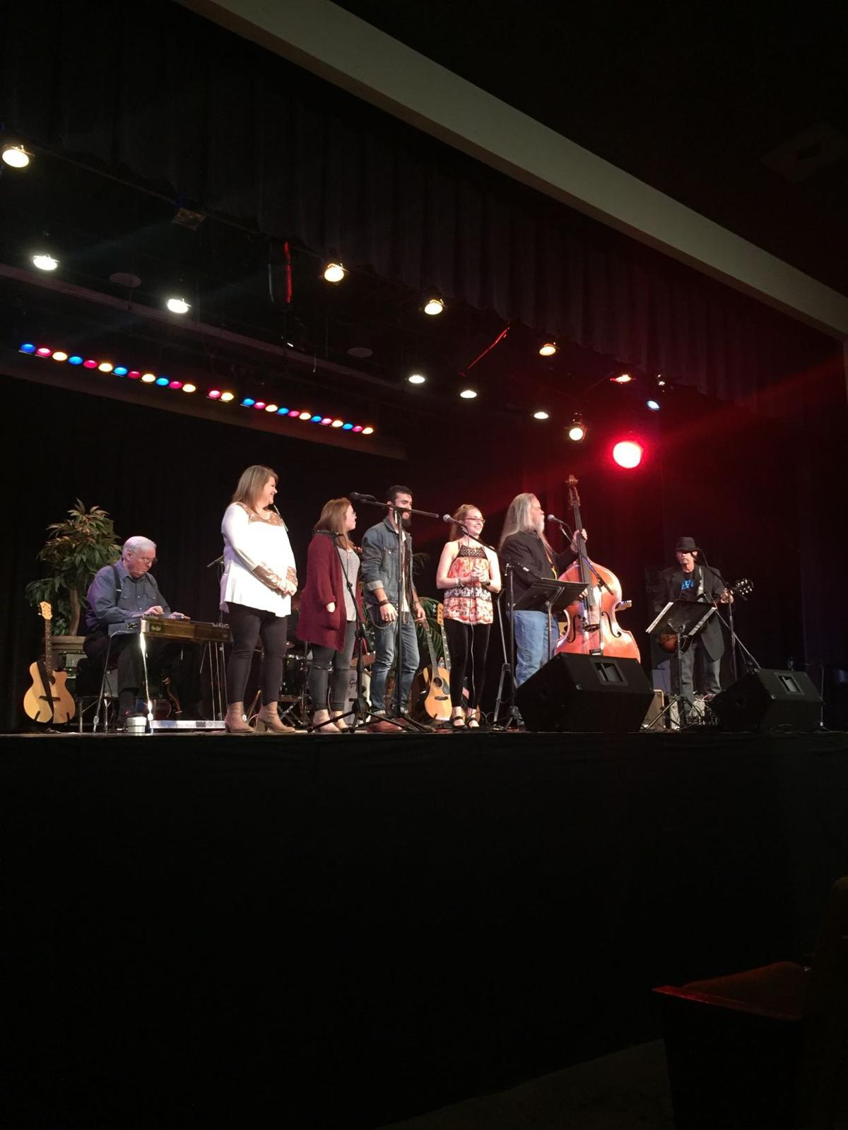 The Music of Our Town concert - March 2018