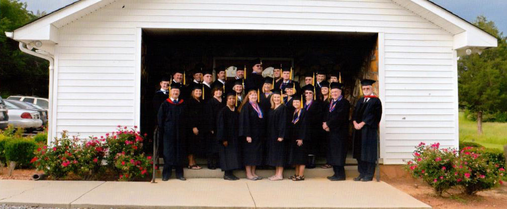 Local Bible college holds graduation ceremony