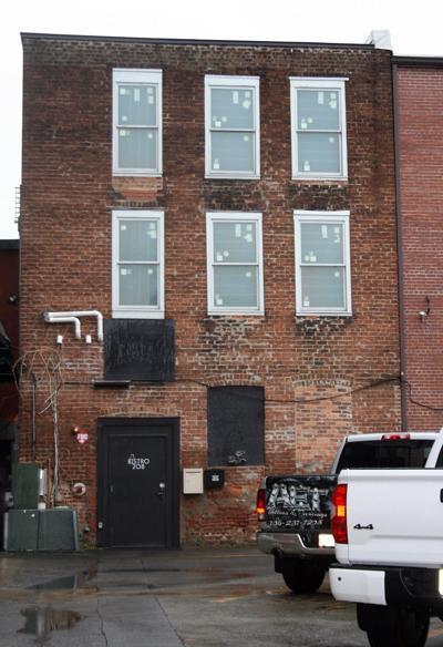 Rear of 208 Broad Street