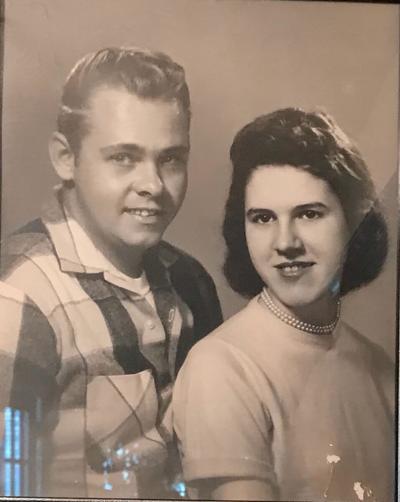 Rockmart couple celebrating 63rd anniversary