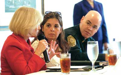 Immigration discussion gets heated during panel