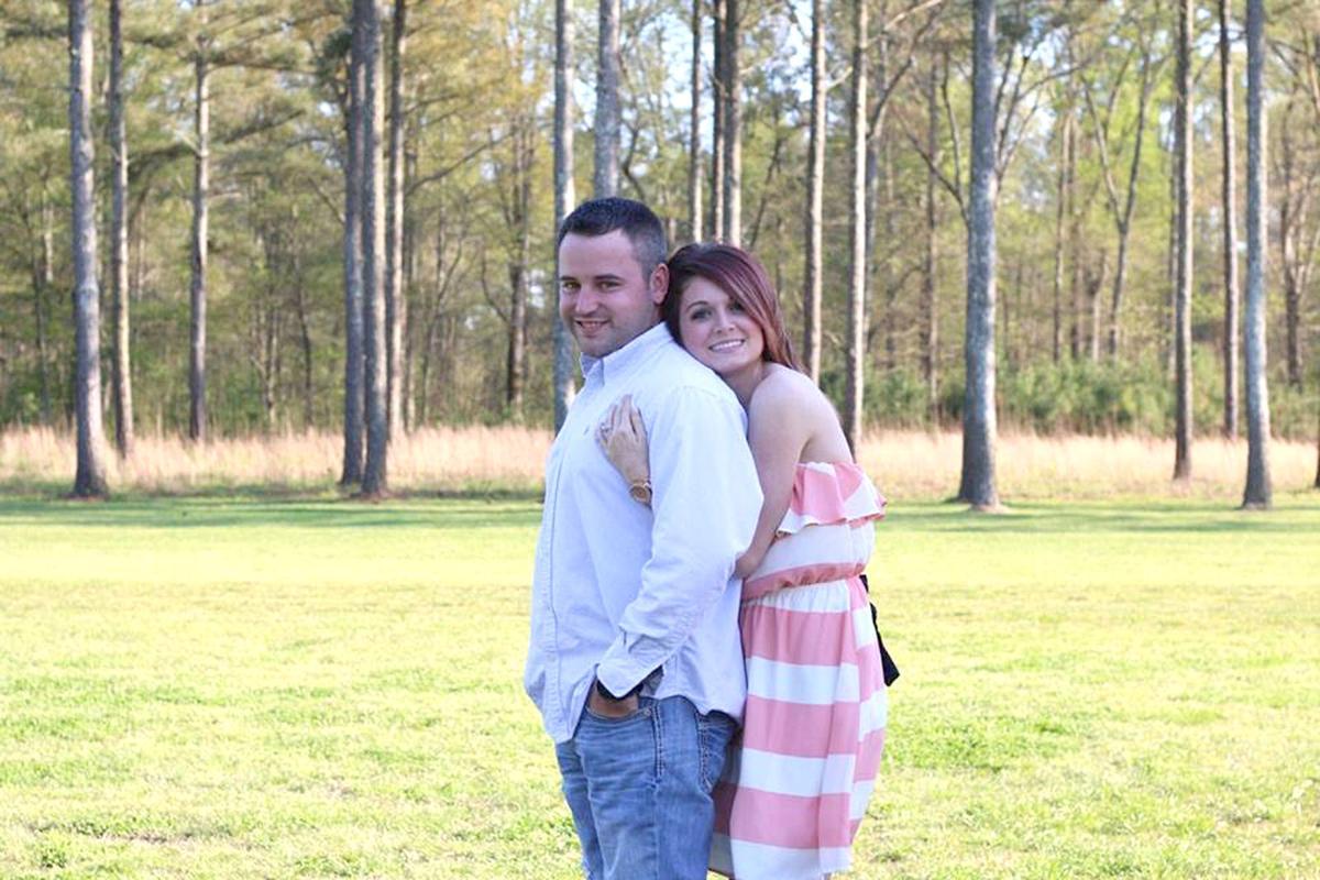 LeAnna Bradshaw and Jeffery Morton II