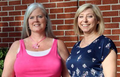 Donna Speegle and Debbie Baker