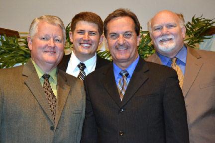 Gospel Quartets Testimony