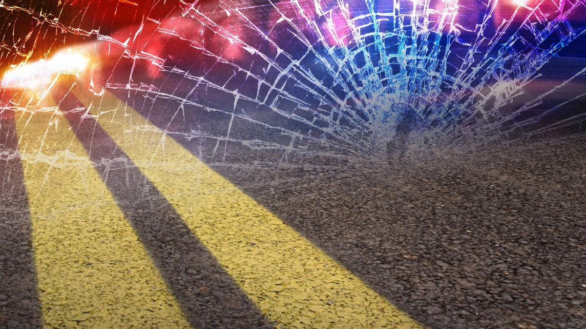 Two injured, hundreds without power after Monday night wreck
