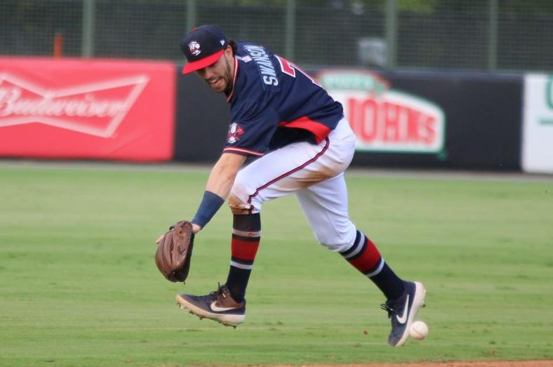 Atlanta's Austin Riley and Dansby Swanson rehab in Rome