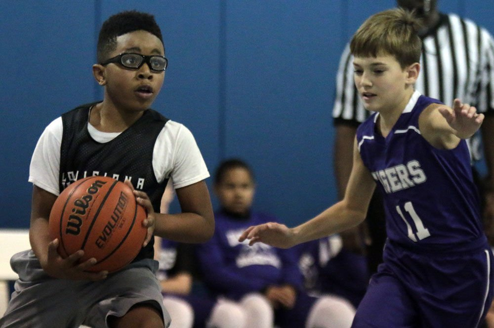 "RFPR 12U Boys ""A"" League Basketball - 1/17/19"