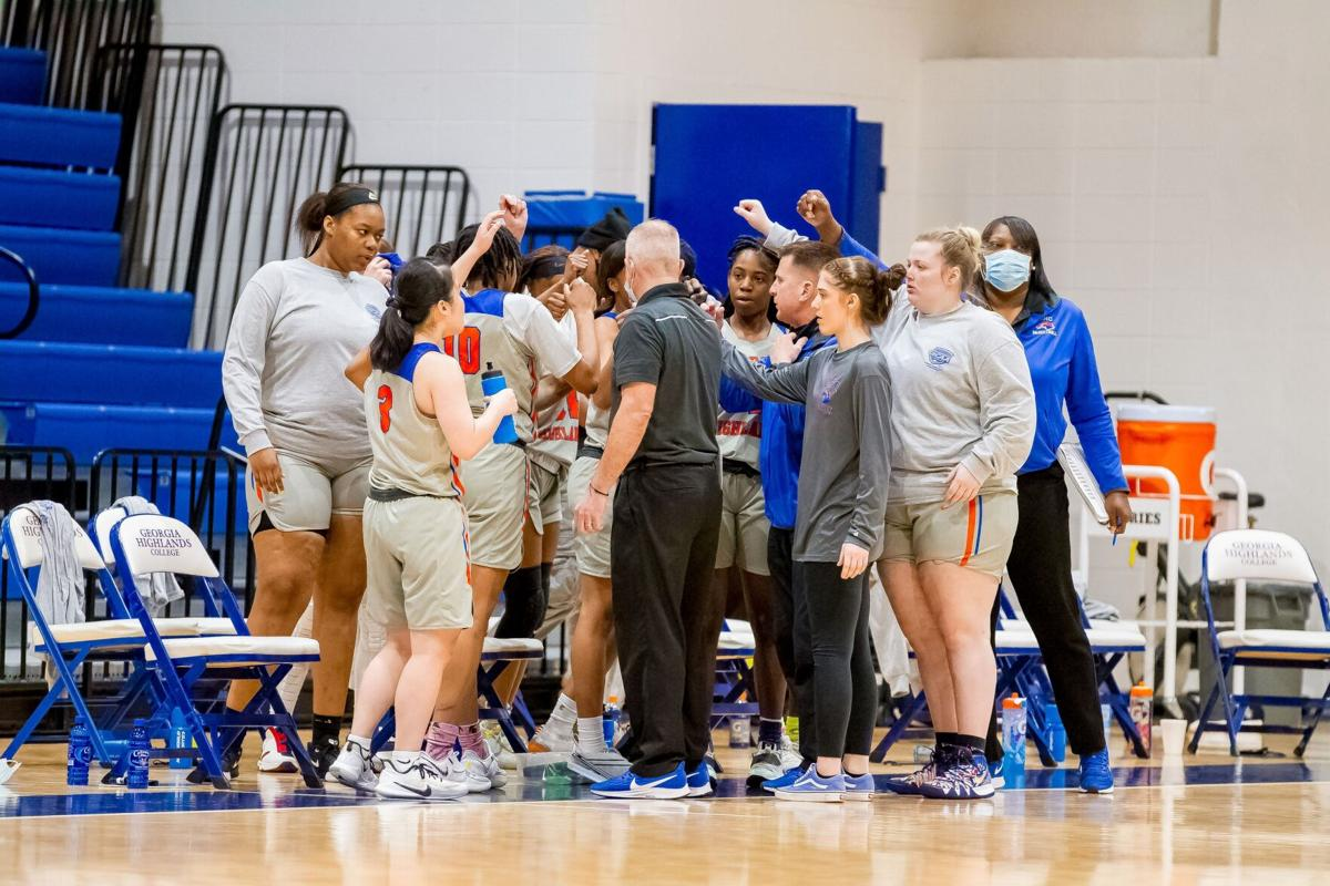 Georgia Highlands College Lady Chargers Basketball