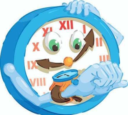Time to change your clocks and smoke alarm batteries