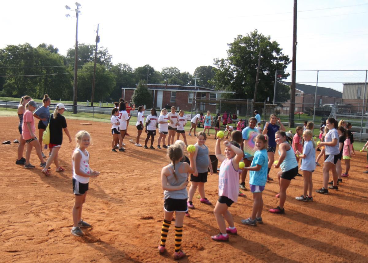 Cedartown Softball Camp 2018