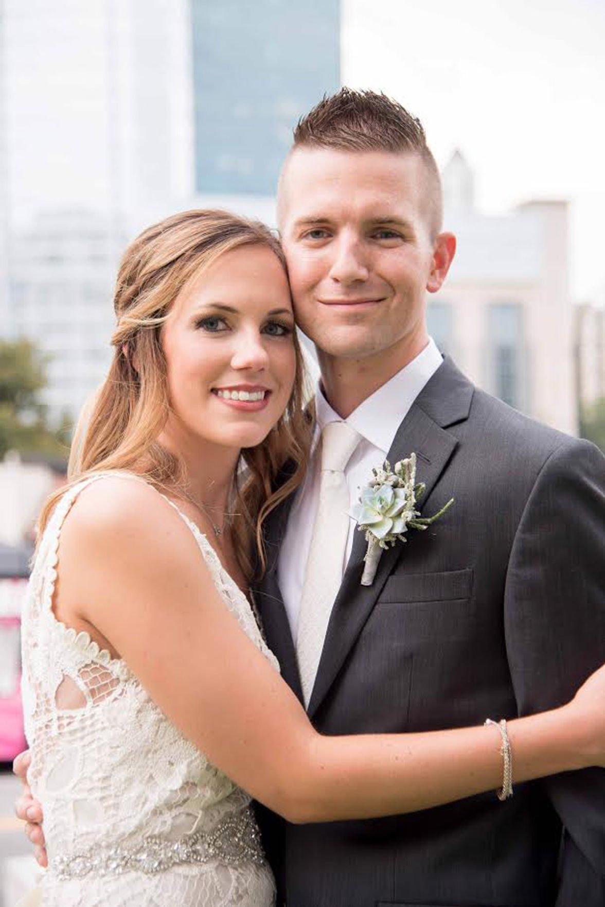 Mr. and Mrs. Adam Kenneth Crump