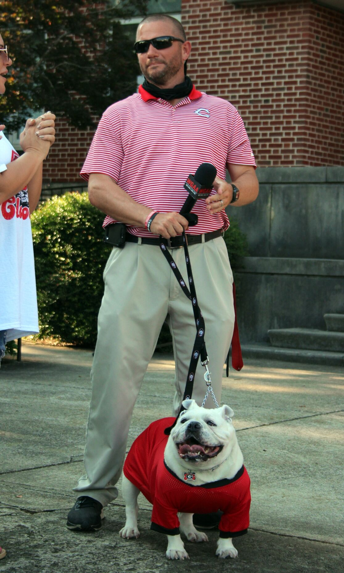 Bulldog Bash held to celebrate the new football season