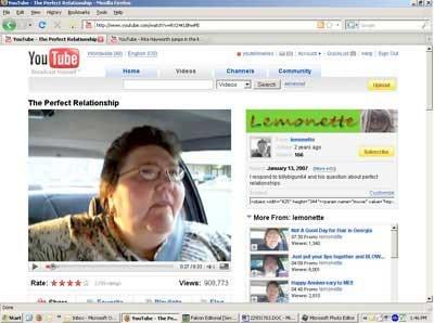 Online with Lemonett   Roman Lif