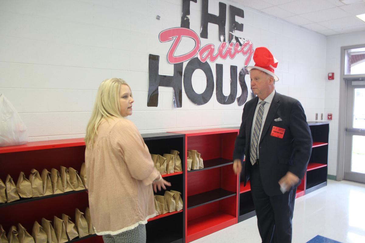 CMS starts up The Dawg House