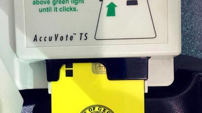 New voting machines coming