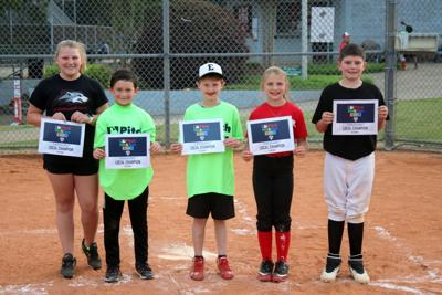 2021 Pitch, hit and run competition winners