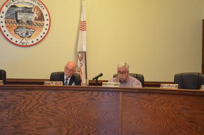 Rockmart City Council March 2019