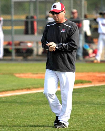 Sonoraville head coach Deron Walraven