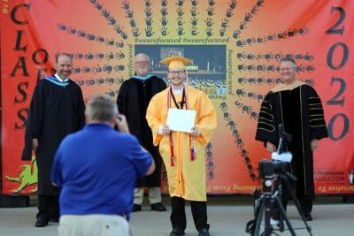 Pepperell Drive-thru Graduation