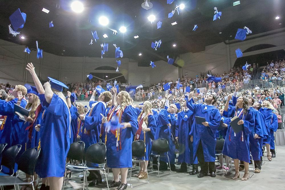 Congratulations Floyd County high school grads of 2018