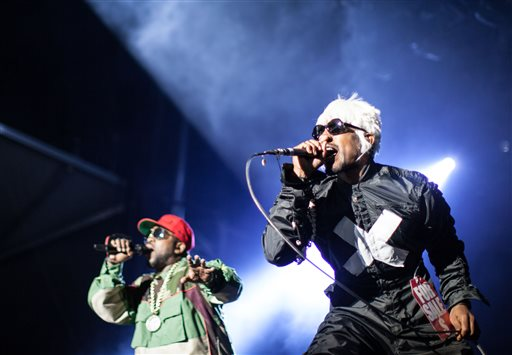Music OutKast Counterpoint