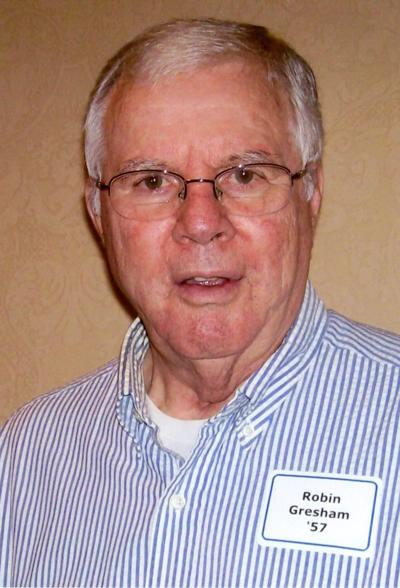 "Robert ""Robin"" Henderson Gresham"