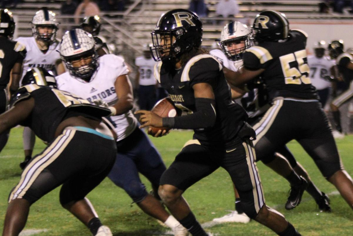 Whatley's big night leads Jackets in first round win