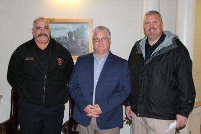 Dennis Thayer named 911/EMA director