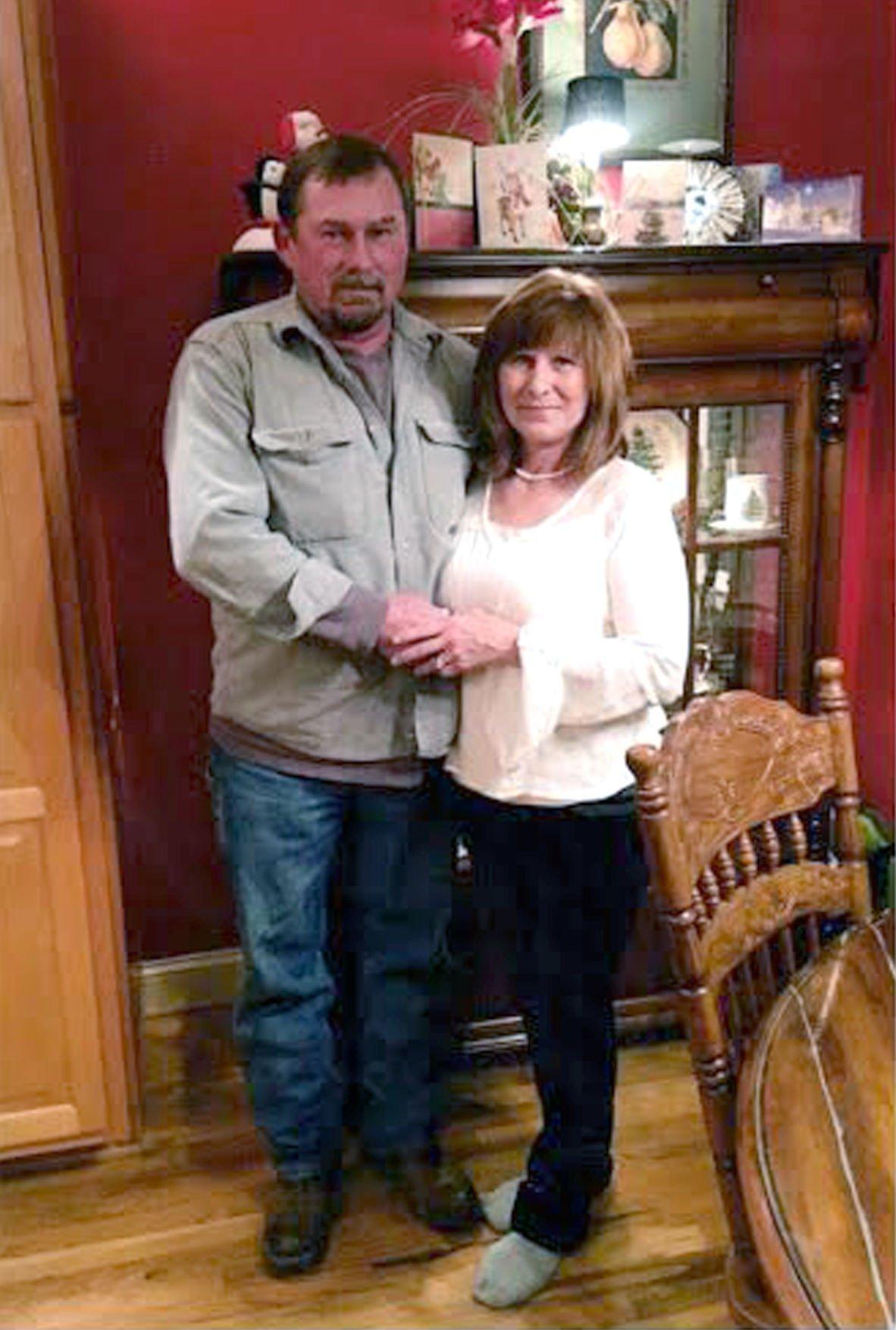 Tommy Barron and Meredith Ingle
