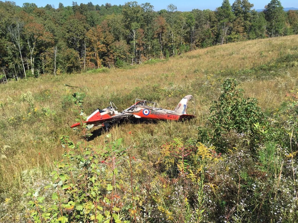 Polk County plane crash