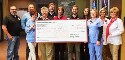 America's Home Place makes donation to Gordon Hospital's Beautiful You program