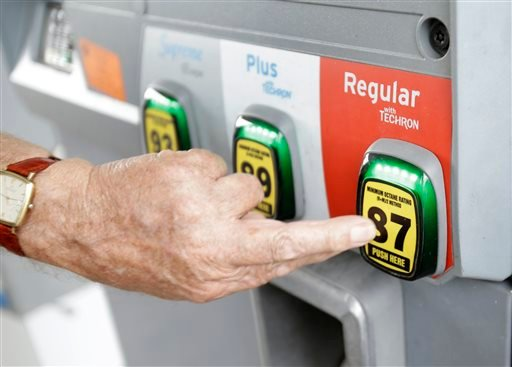 Gas Up 3 Cents per Gallon in MA