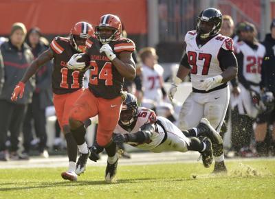 Falcons Browns Football