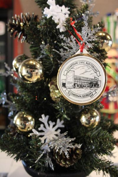 2019 Cedartown Christmas Ornament