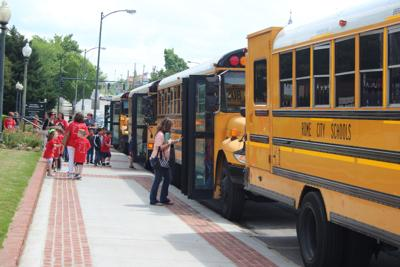 What's next for Rome City Schools' buses