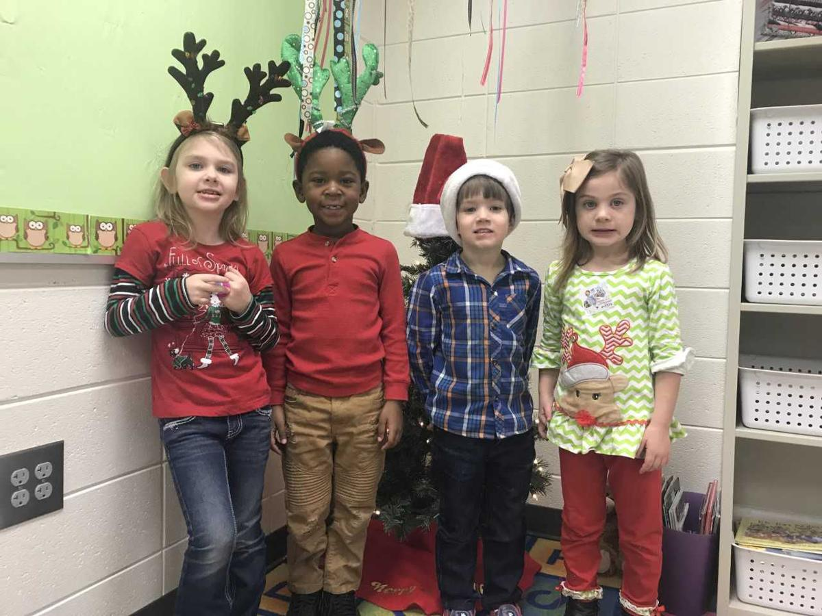 Youngs Grove Elementary counts down to Christmas