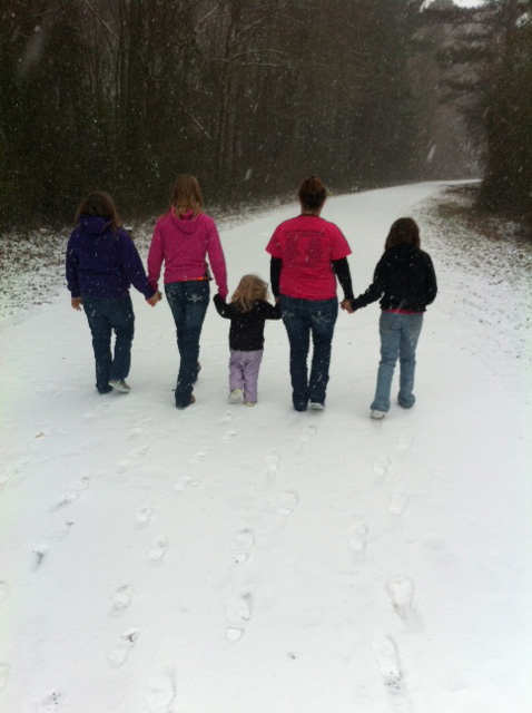 Cedartown Snow Day 13