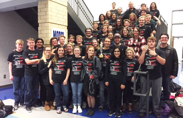 Gordon Central remains the Region 7-AA One Act Champions