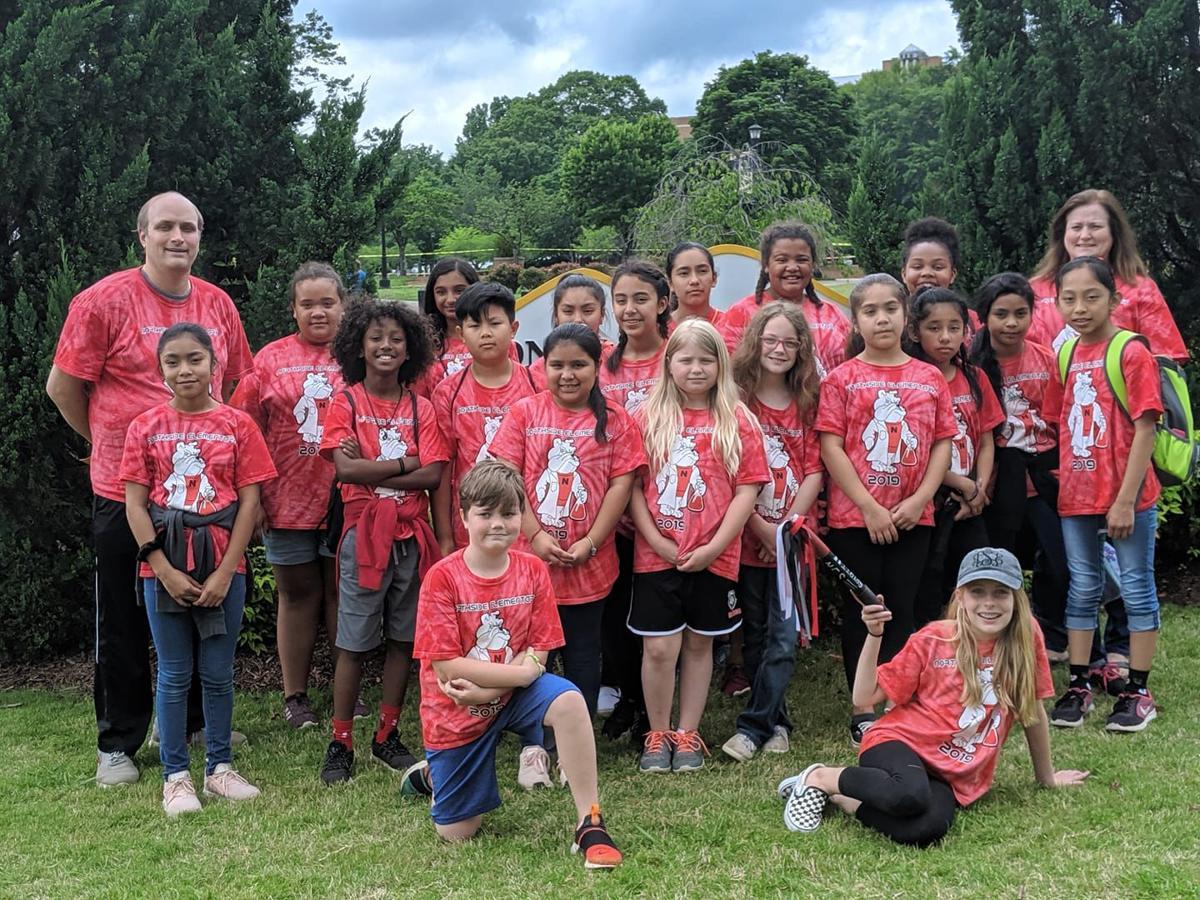 Northside Science Olympiad Team 2019