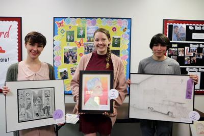 Winners announced in Rome Kiwanis Art Showcase