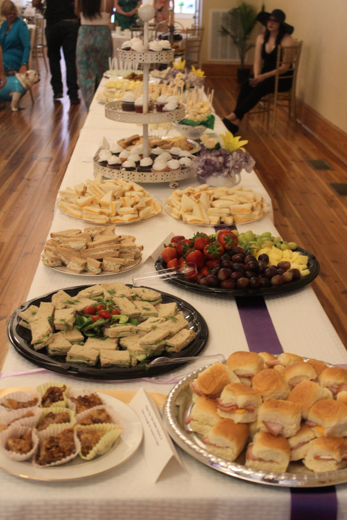Mother's Day Tea 2019