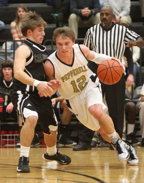 Boys Basketball: Calhoun at Pepperell
